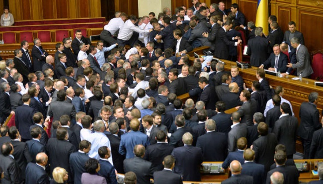 Что готовы дать парламентарии народу взамен за отказ от президента