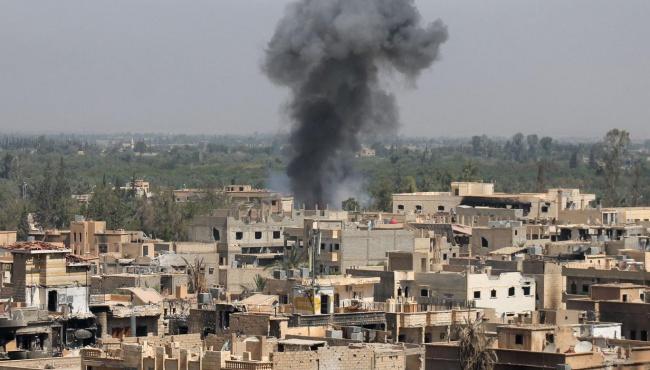 Правительственные войска Сирии заняли еще один важный город