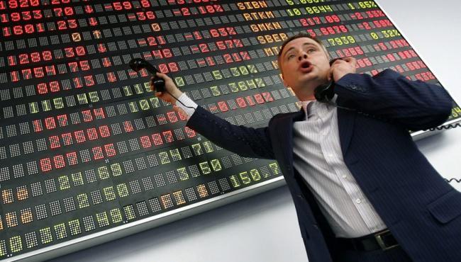 Рекордный обвал на европейских биржах