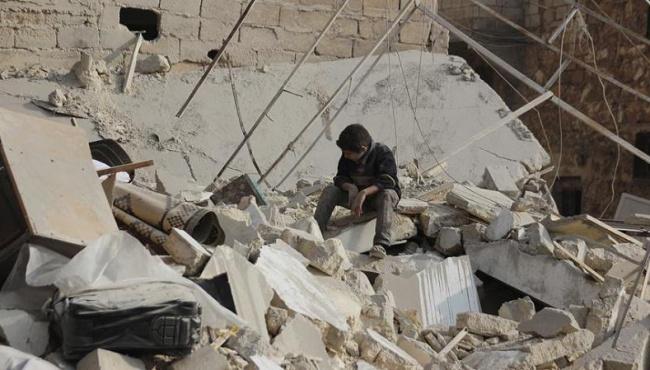 Турецкое агентство обнародовало информацию по военной операции РФ в Сирии