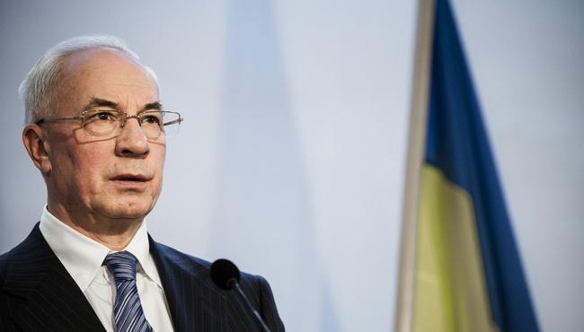 Азаров: Янукович сделал все, чтобы я подал в отставку