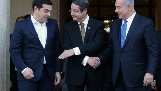 Израиль взял под свою защиту Грецию и Кипр