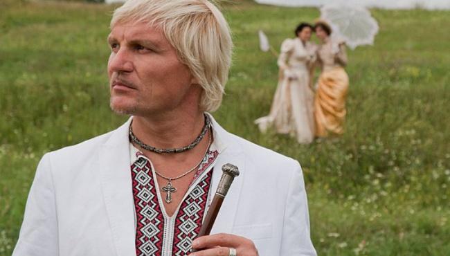 Скрипка: своих детей воспитываю в украинских традициях