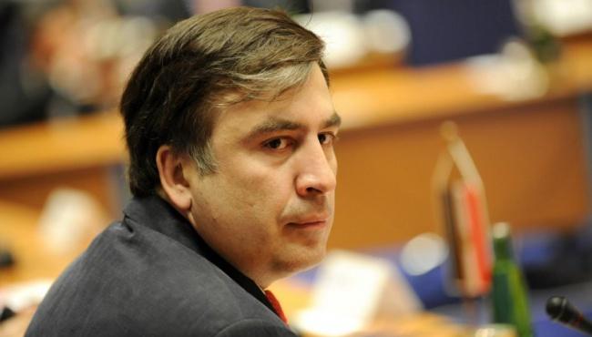 Саакашвили: первые миллионы Порошенко заработал на видеосалонах