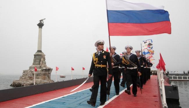 Россия наращивает мощь Черноморского флота