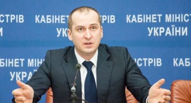 Павленко решил оставить пост Министра по желанию Самопомощи