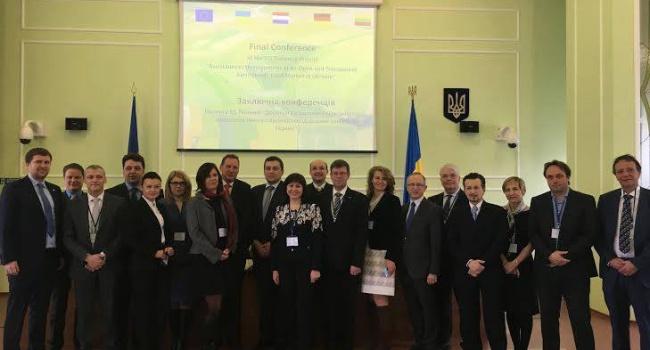 Украинские эксперты приняли участие в европейском проекте Твиннинг