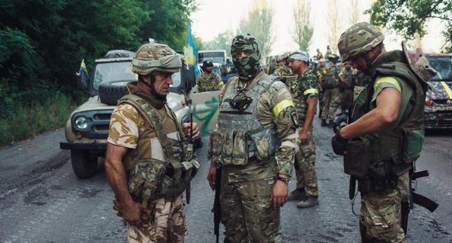 Обнародован приказ о лишении Семенченко звания офицера