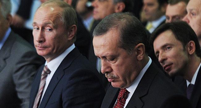Российский депутат: Эрдоган использует любые способы, чтобы встретиться с Путиным