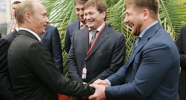 Рабинович: Путина и Кадырова срочно под арест