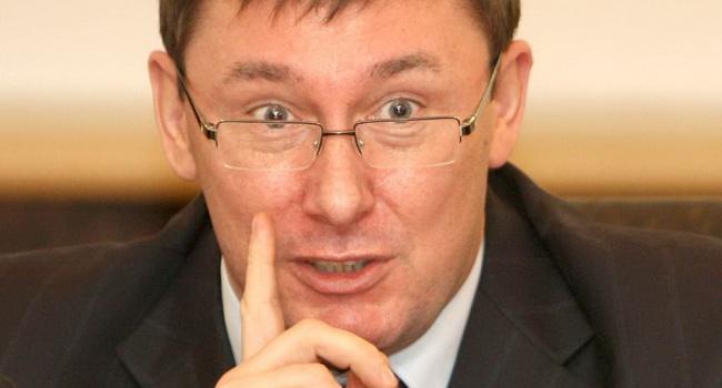 Луценко: БПП намерен сотрудничать с Яценюком