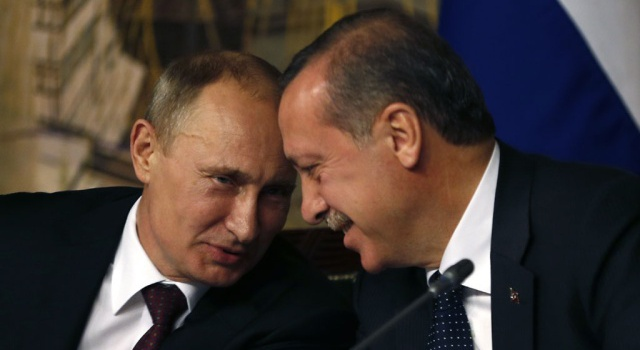 Сотник: Не получится у Путина безнаказанно отбуцать Эрдогана