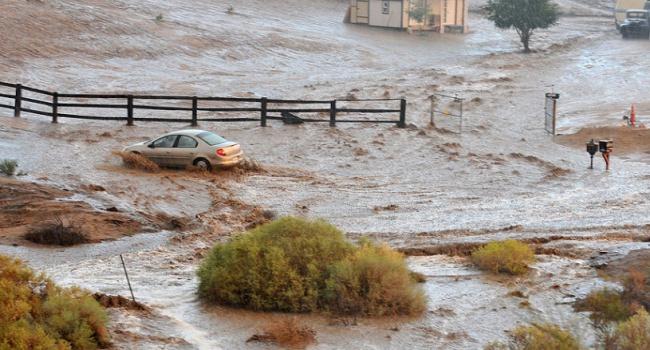Еще одно стихийное бедствие в США