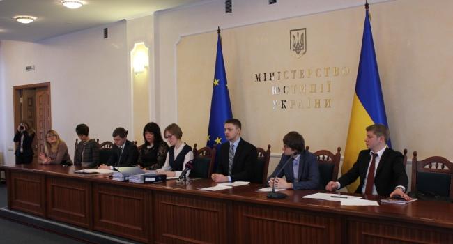 Реформы в Минюсте: открытое собеседование на хорошую должность