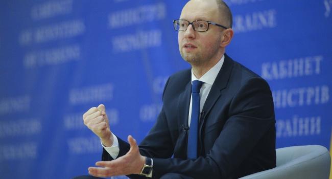 Яценюк: России не удалось подорвать украинскую экономику с помощью транзитной и экономической блокады