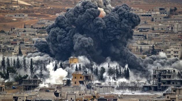 ИнформНапалм о том, чем занимается сейчас Россия в Сирии