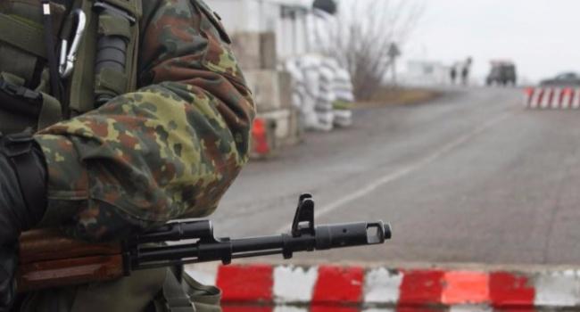 Возле Горловки закрыли пропускной пункт