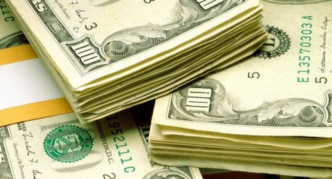 Стремительный обвал доллара на мировых биржах