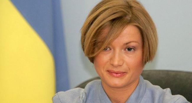 Геращенко: Во власти должно быть больше женщин – они крепче и надежней