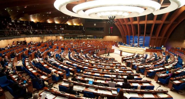 Украинские прокуроры посетили Совет Европы