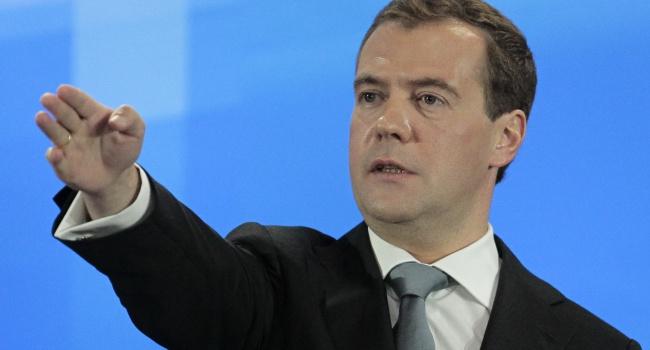 Медведев ухитрился шокировать даже своих сторонников