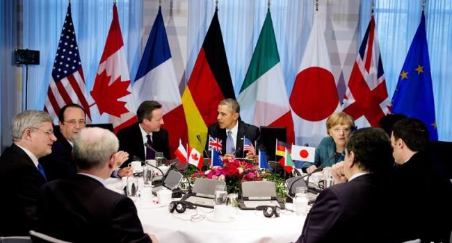 Михайленко: Подайте на пропитание бывшему члену Большой Восьмерки