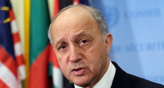 Французский министр уходит в отставку