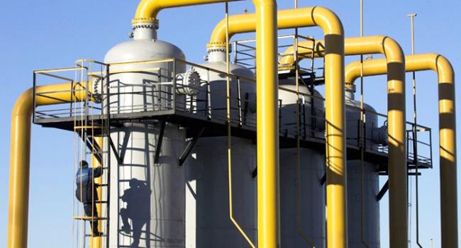 В хранилищах Украины запасы газа продолжают сокращаться