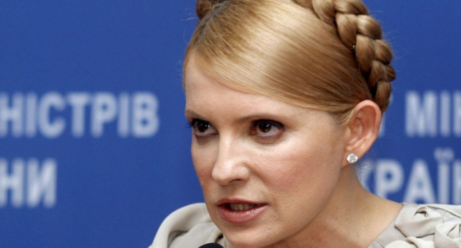 Волошков: Тимошенко боится остаться за бортом
