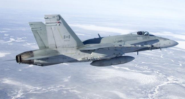 Власти Канады прекратили военно-воздушную операцию в Сирии