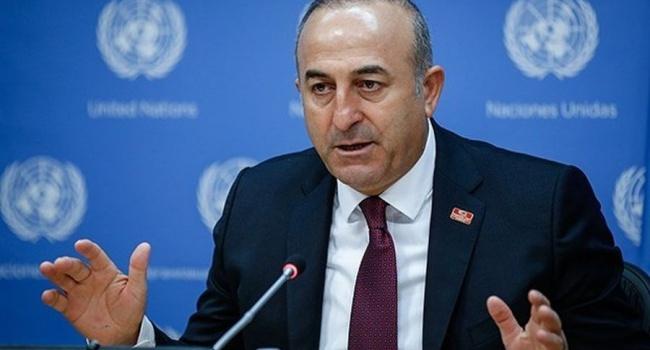 Турция обвинила Россию и Иран в ухудшении ситуации в Сирии