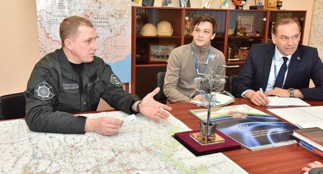 Аброськин отчитывался перед ОБСЕ