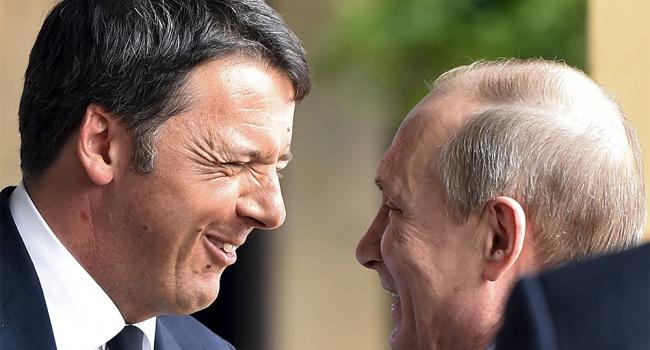 Премьер Италии: санкционный режим между РФ и ЕС будет преодолен