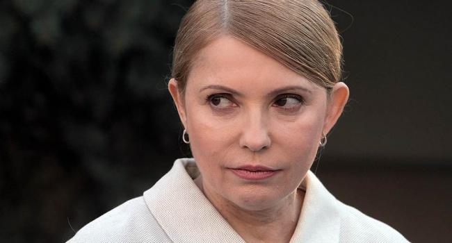 Павел Нусс призвал лишить Тимошенко депутатских полномочий за предательство Украины