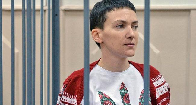 Адвокат Савченко назвал главную причину голодовки