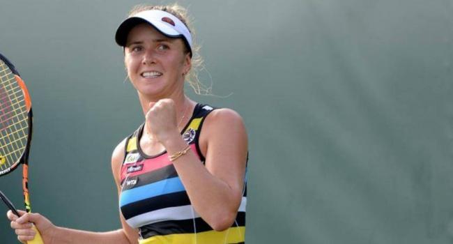 Украинская теннисистка установила новый рекорд