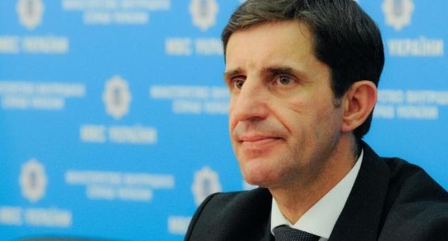 Шкиряк: Ситуация в АТО усугубляется