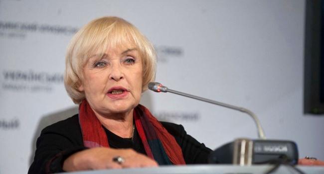 Роговцева: россияне давно называют меня «бандеровкой»