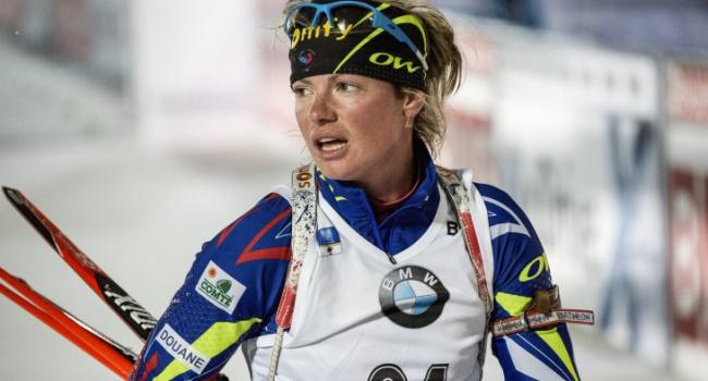 Украинские биатлонистки провалили последнюю гонку Чемпионата мира