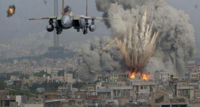 РФ тікає з Сирії, а турки завдали авіаударів по позиціях курдів