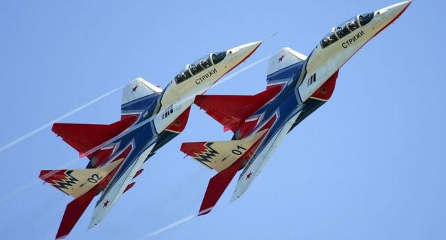 ИнформНапалм: Россия готовит почву к использованию авиации в Украине