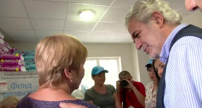 Еврокомиссия выделила помощь украинским переселенцам