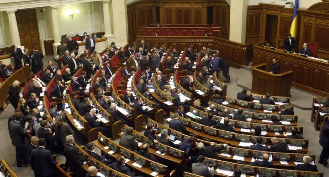 Волошков: Кризиса в Парламенте нет, но там есть Самопомощь и Батькивщина