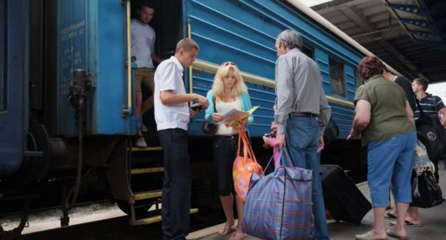 Перед сезоном отпусков в Украине подорожают билеты на поезда