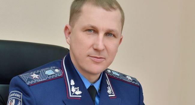 Аброськин: Война идет, а полиция в Донецкой области работает
