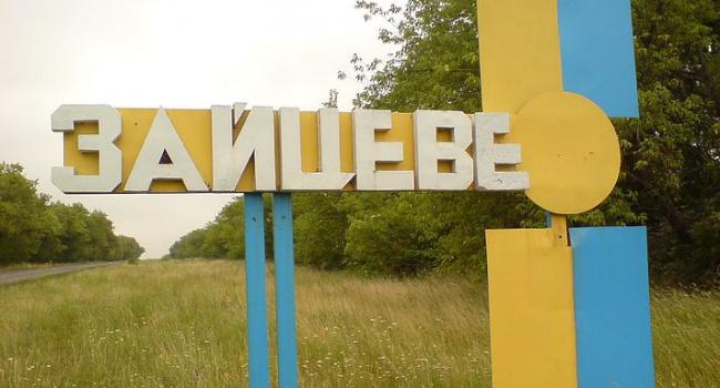 Террористы обстреляли мирные дома на подконтрольной Украине территории