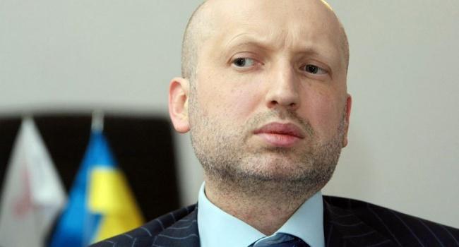 СНБО: у Турчинова нет ни авто, ни недвижимости