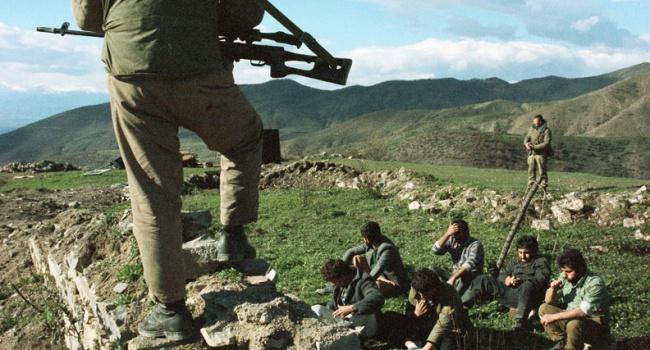 Шипилов: Что-то непонятное происходит в Карабахе