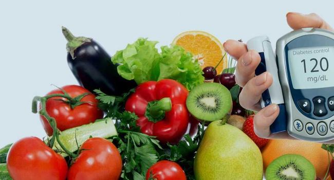 Продукты питания для людей с сахарным диабетом