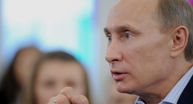 В разведке США заговорили об уходе Путина с Донбасса